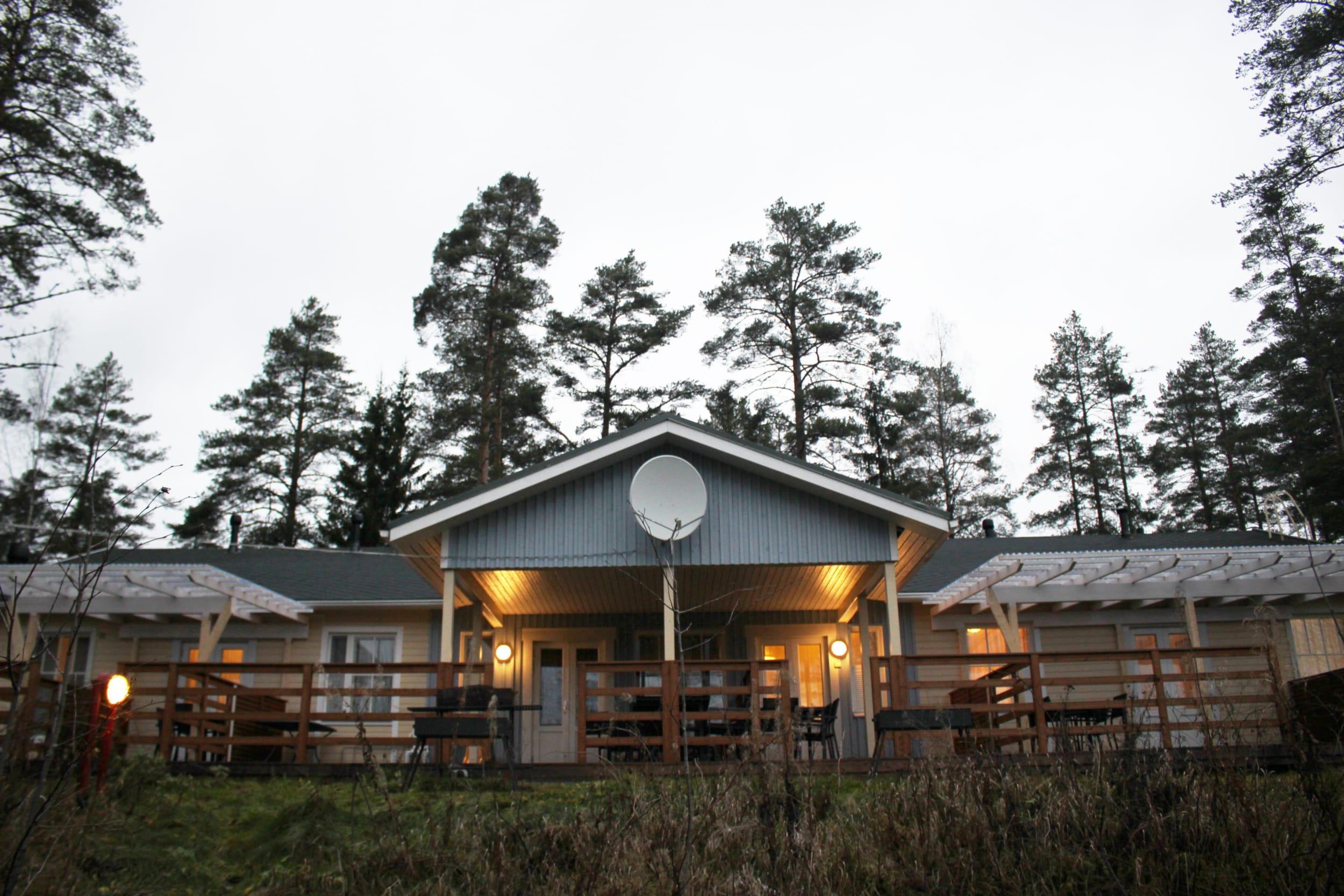 Аппартаменты в финляндии снять дом в греции на месяц